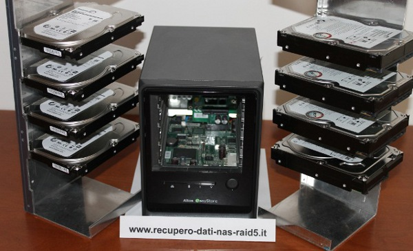 NAS Acer Altos easyStore